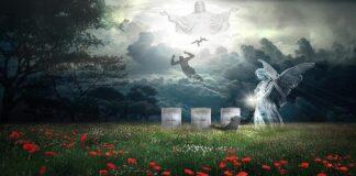 Kaip mirusiųjų sielos rodo, kad jos yra šalia mūsų?