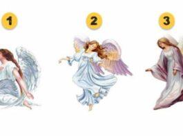Pasirinkite angelą ir gaukite svarbią žinutę!